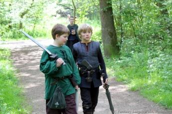 Fantasy-LARP Verein - Wesen des Waldes 2 - 066