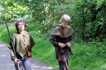 Fantasy-LARP Verein - Wesen des Waldes 2 - 068
