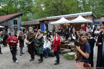 Fantasy-LARP Verein - Wesen des Waldes 2 - 071