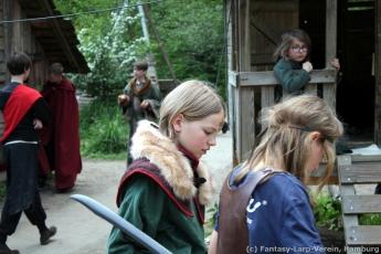 Fantasy-LARP Verein - Wesen des Waldes 2 - 078