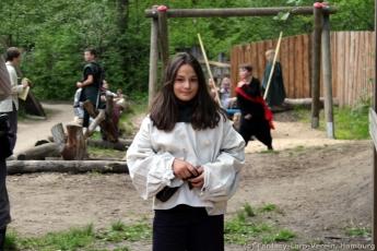 Fantasy-LARP Verein - Wesen des Waldes 2 - 081