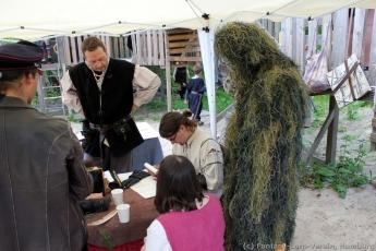 Fantasy-LARP Verein - Wesen des Waldes 2 - 085