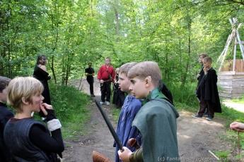 Fantasy-LARP Verein - Wesen des Waldes 2 - 086