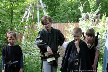 Fantasy-LARP Verein - Wesen des Waldes 2 - 087