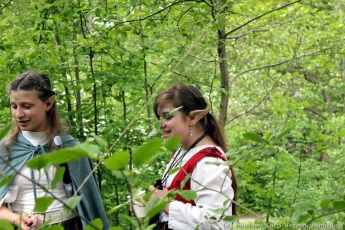 Fantasy-LARP Verein - Wesen des Waldes 2 - 091