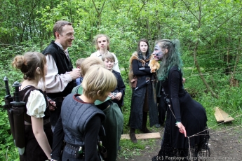 Fantasy-LARP Verein - Wesen des Waldes 2 - 092
