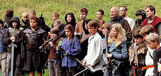 EVENT - Der Druidenzirkel – Fantasy- und Startrap-Larp - 22.08.2014